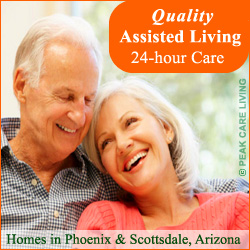 Peak Care Assisted Living Homes